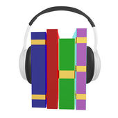 Audiobook — Stock Photo