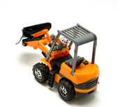 Little digger — Stock Photo