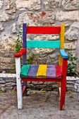Colorful Chair — Stock Photo
