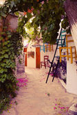 Pop-Art Anatolian House — Stock Photo