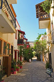 Kalkan Street — Stock Photo