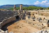 Antik Tiyatro — Stok fotoğraf
