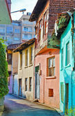 Colorful Old Town - Kaleici — Stock Photo