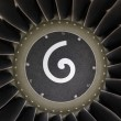 Aircraft Engine — Stockfoto