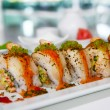 Luxury Sushi — Stock Photo