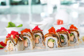 Luxury Sushi — Stock Photo