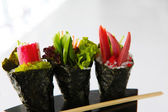 Temaki — Stock Photo