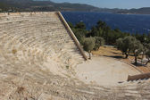 Ruins of the Ancient Theatre  — Stock Photo