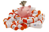 Save Money on Prescriptions — Stock Photo