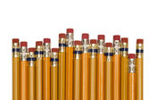 Pencils Shot Close Up — Foto Stock