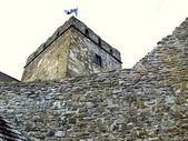 Torre del castillo — Foto de Stock
