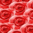 Foto Stock: Red roses background