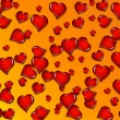 Hearts background — Foto de stock #38516415