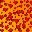 Hearts background — Stockfoto #38516415