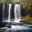 Duden waterfall in turkey — Stock Photo