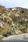 Urgup Goreme in Turkey — Stock Photo