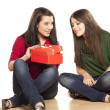 What it&#039;s a gift? - Stock Photo