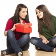 What it's a gift? — Stock Photo