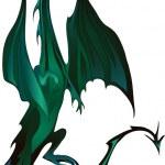 Dragon — Stock Vector #18233607