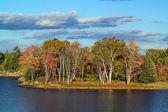Paisaje otoño — Foto de Stock