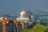 View of Montreal — Stock Photo