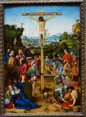 Crucifixion of Jesus — Stock Photo