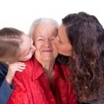 Three generations of women — Stock Photo #20180723