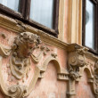 Old architectonic details — Stock Photo