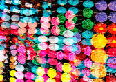Abstract multicolor defocused background — Stock Photo