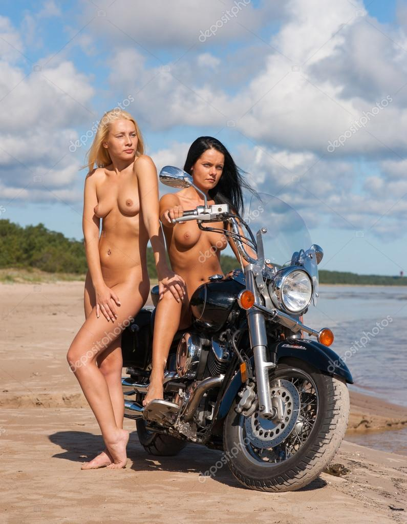 from Maurice girls naked on a motorcycle