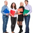 Group of business people — Stockfoto