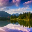 Strbske pleso — Stock Photo