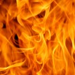 Orange fire flames — Stock Photo #40486473