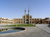 Hosseineh in the centre of Yazd — Stock Photo