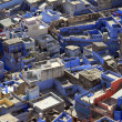 Travel India: Jodhpur - blue city — Stock Photo #19430905