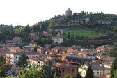 Travel Italy: view of Verona — Stock Photo
