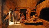 Lázaro ressuscitado — Fotografia Stock