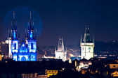 Prague Old Town,Czech Republich — Stock Photo