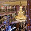 Shopping mall interior, Monaco France — Stockfoto