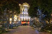Hotel Hermitage, Monaco, France — Stock Photo