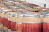 Barrel of wine, Stellenbosch, Western Cape, South Afric — Stock Photo