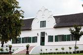 The Stellenbosch wine lands region near Cape Town — Stock Photo