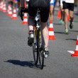 Ironman 2013 edition,Nice,France — Stock Photo
