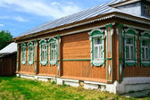 Old home in Russia — Stock Photo