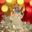 christmas angel — Stock Video