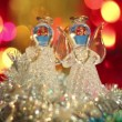 Xmas Angels - Stock Photo
