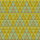 Бесшовные пирамиды шаблон — Cтоковый вектор