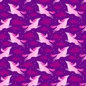Horses seamless pattern. — Stock Vector
