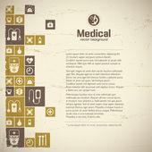 медицинское образование — Cтоковый вектор