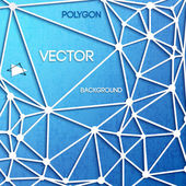 абстрактный треугольник векторный фон — Cтоковый вектор
